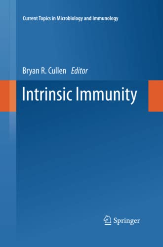 9783642427633: Intrinsic Immunity (Current Topics in Microbiology and Immunology)