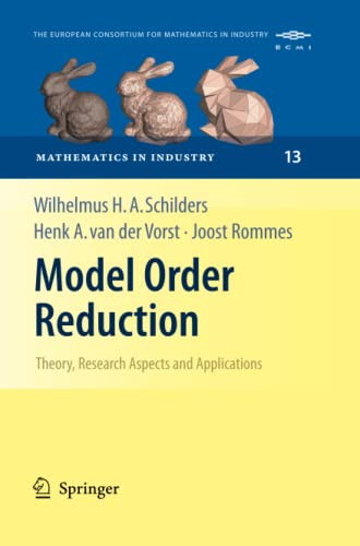 9783642427732: Model Order Reduction: Theory, Research Aspects and Applications (Mathematics in Industry)