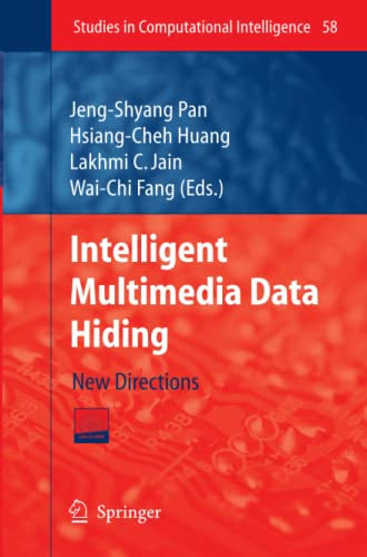 9783642429224: Intelligent Multimedia Data Hiding: New Directions (Studies in Computational Intelligence)