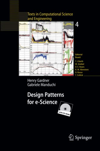 9783642430022: Design Patterns for e-Science (Texts in Computational Science and Engineering)