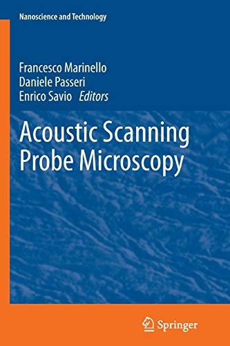 9783642430794: Acoustic Scanning Probe Microscopy (NanoScience and Technology)