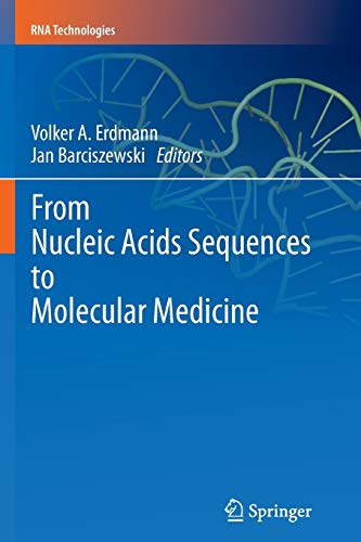 9783642430831: From Nucleic Acids Sequences to Molecular Medicine (RNA Technologies)