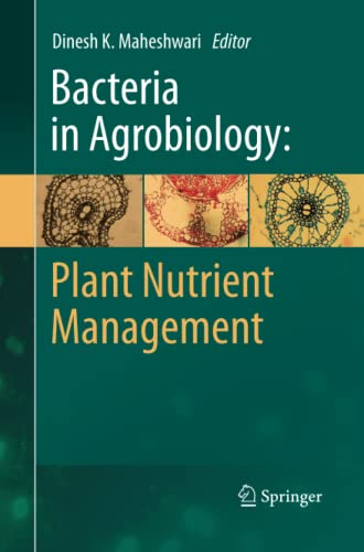 9783642432736: Bacteria in Agrobiology: Plant Nutrient Management