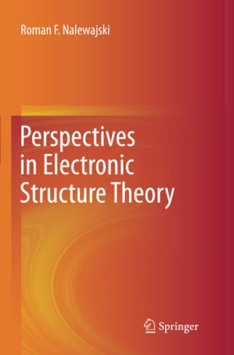 9783642433115: Perspectives in Electronic Structure Theory