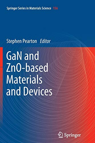 9783642433238: GaN and ZnO-based Materials and Devices (Springer Series in Materials Science)