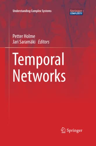 9783642433498: Temporal Networks