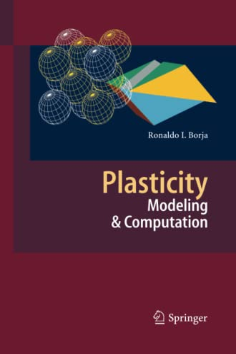 9783642434006: Plasticity: Modeling & Computation