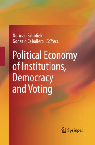 9783642435133: Political Economy of Institutions, Democracy and Voting