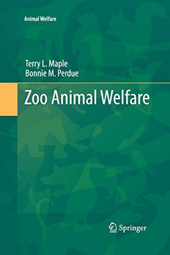9783642435287: Zoo Animal Welfare