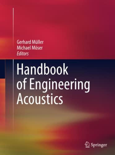 9783642435508: Handbook of Engineering Acoustics