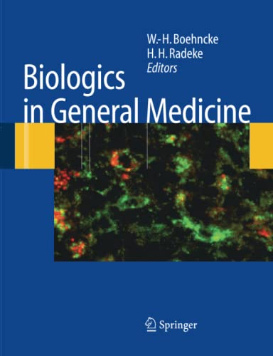 9783642435676: Biologics in General Medicine