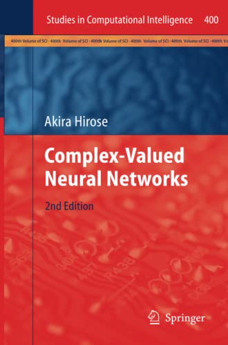 9783642435799: Complex-Valued Neural Networks (Studies in Computational Intelligence)