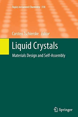 Liquid Crystals 9783642435904: Carsten Tschierske