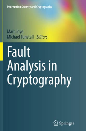 9783642436772: Fault Analysis in Cryptography (Information Security and Cryptography)