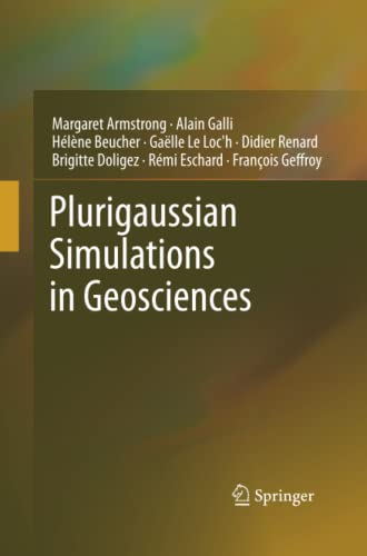 Plurigaussian Simulations in Geosciences: Margaret Armstrong