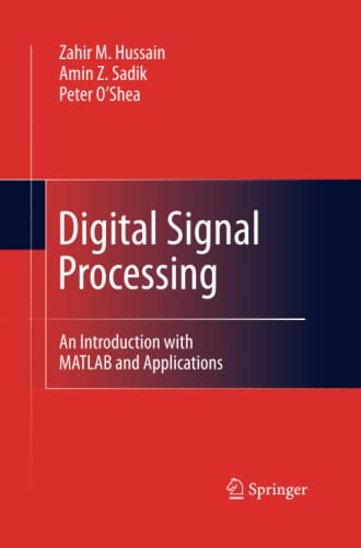9783642437342: Digital Signal Processing: An Introduction with MATLAB and Applications