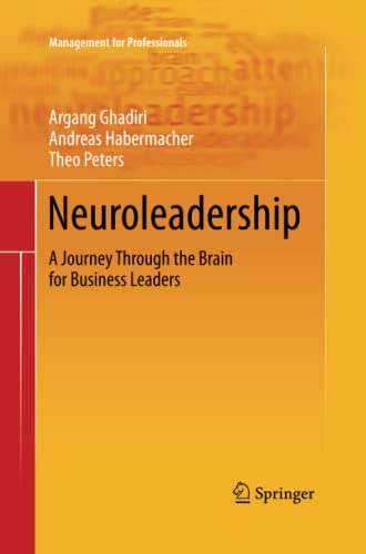9783642438264: Neuroleadership: A Journey Through the Brain for Business Leaders (Management for Professionals)