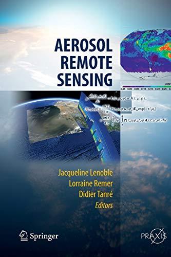 9783642438752: Aerosol Remote Sensing