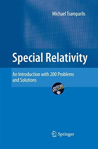 9783642438882: Special Relativity: An Introduction with 200 Problems and Solutions