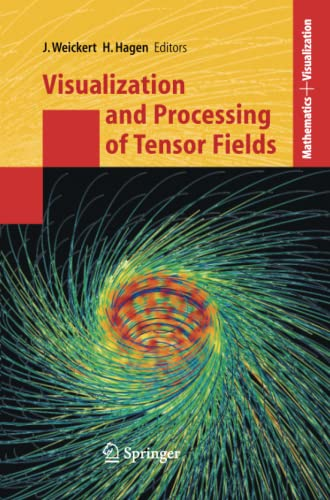 9783642439261: Visualization and Processing of Tensor Fields (Mathematics and Visualization)