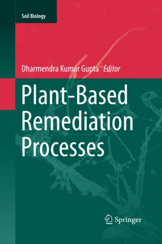 9783642442650: Plant-Based Remediation Processes (Soil Biology)