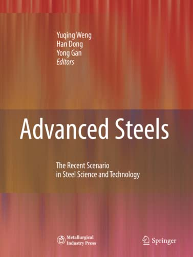 9783642443022: Advanced Steels: The Recent Scenario in Steel Science and Technology