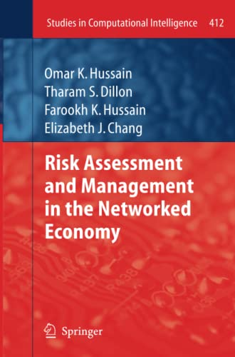 9783642443169: Risk Assessment and Management in the Networked Economy (Studies in Computational Intelligence)