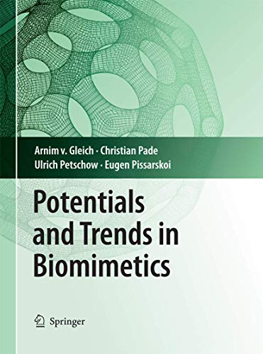 9783642444067: Potentials and Trends in Biomimetics