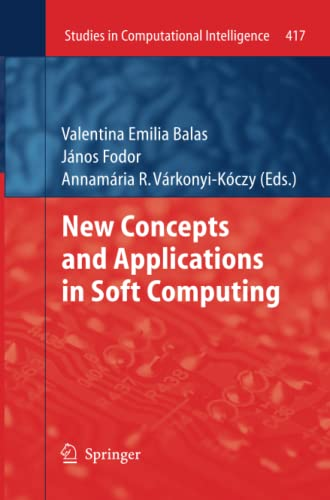 9783642445279: New Concepts and Applications in Soft Computing (Studies in Computational Intelligence)