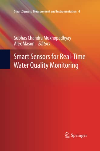 9783642445606: Smart Sensors for Real-Time Water Quality Monitoring (Smart Sensors, Measurement and Instrumentation)