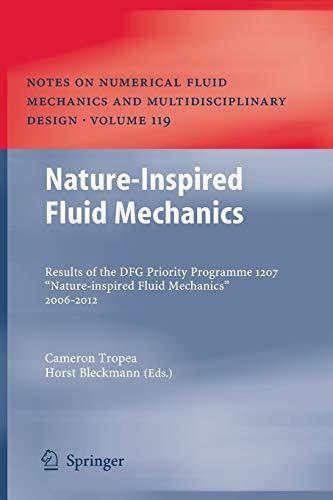 Nature-Inspired Fluid Mechanics: Horst Bleckmann