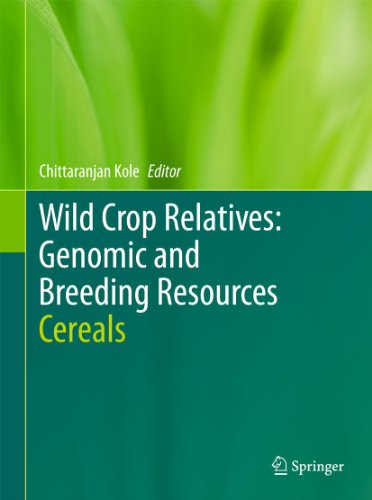 9783642445941: Wild Crop Relatives: Genomic and Breeding Resources: Cereals