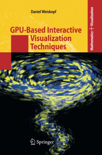 9783642446054: GPU-Based Interactive Visualization Techniques (Mathematics and Visualization)