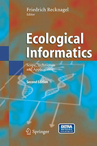 9783642446771: Ecological Informatics: Scope, Techniques and Applications