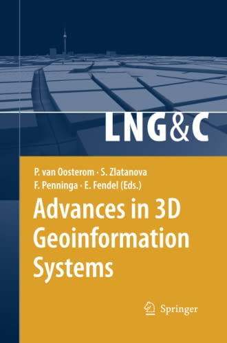 9783642447730: Advances in 3D Geoinformation Systems