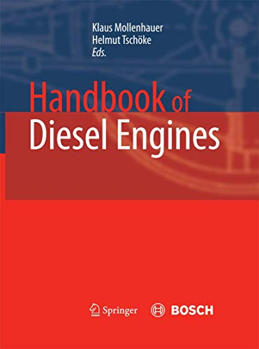 9783642447761: Handbook of Diesel Engines
