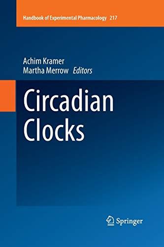 9783642448539: Circadian Clocks (Handbook of Experimental Pharmacology)
