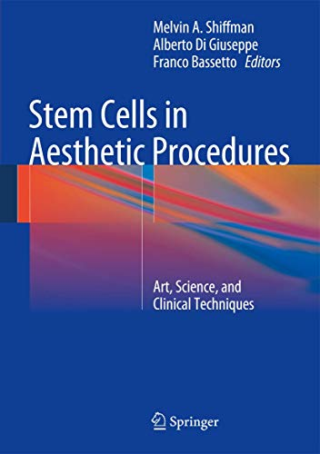 9783642452062: Stem Cells in Aesthetic Procedures: Art, Science, and Clinical Techniques