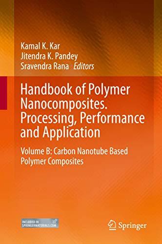 Handbook of Polymer Nanocomposites. Processing, Performance and Application: Kamal K. Kar