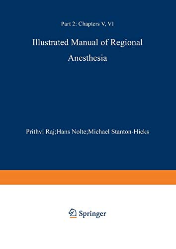 9783642478017: Illustrated Manual of Regional Anesthesia: Part 2: Transparencies 29–42