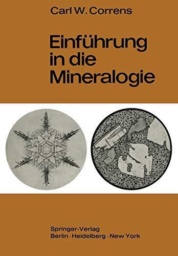 9783642494321: Einführung in die Mineralogie: Kristallographie und Petrologie