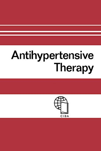9783642494567: Antihypertensive Therapy: Principles and Practice An International Symposium