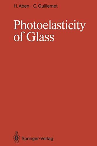 9783642500732: Photoelasticity of Glass