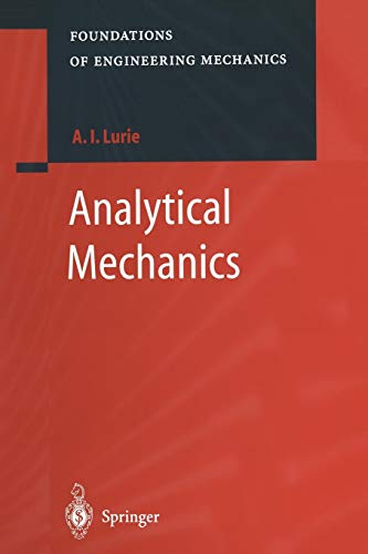 9783642536502: Analytical Mechanics (Foundations of Engineering Mechanics)