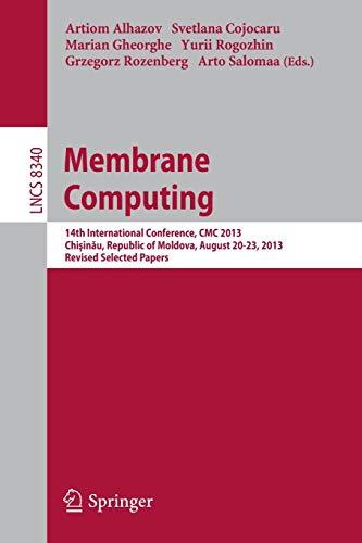 Membrane Computing: Artiom Alhazov