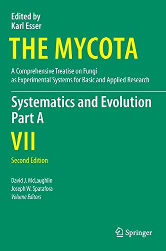 9783642553172: Systematics and Evolution: Part a (The Mycota)