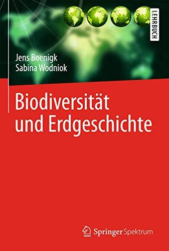 9783642553882: Biodiversit�t Und Erdgeschichte