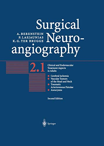 9783642623417: Surgical Neuroangiography: Vol.2: Clinical and Endovascular Treatment Aspects in Adults