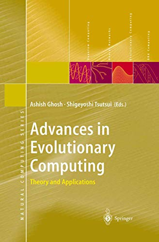 9783642623868: Advances in Evolutionary Computing: Theory and Applications (Natural Computing Series)