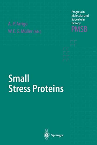 9783642627088: Small Stress Proteins (Progress in Molecular and Subcellular Biology)